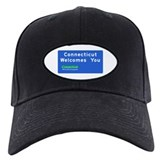 Welcome to Connecticut - USA Baseball Hat