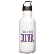 Taekwondo DIVA Water Bottle