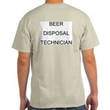 Beer Disposal Technician