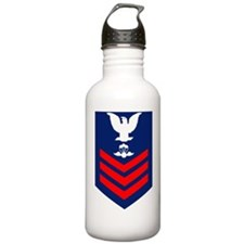 USCG-Rank-AST1 Water Bottle