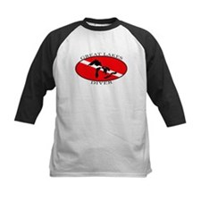 Great Lakes Diver (oval) Tee