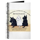 Scottie & Westie Logo Journal
