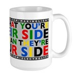side/side large mug