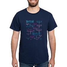 Dragonfly Gems T-Shirt