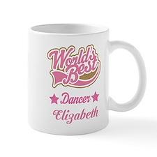 Worlds Best Dancer personalized Mugs