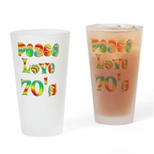 6-70s Drinking Glass