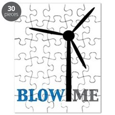 blow me wind turbine Puzzle