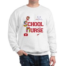 School Nurse Sweatshirt