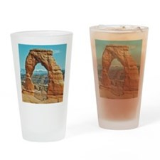 Arches Natl Park Drinking Glass