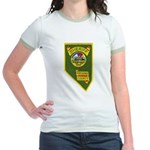Pershing County Sheriff Jr. Ringer T-Shirt