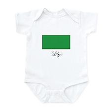 Libya - Libyan Flag Infant Bodysuit