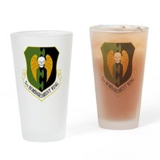 5th Bomb Wing Drinking Glass