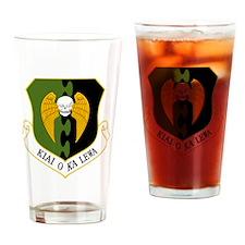 5th Bomb Wing - KIAI O KA LEWA Drinking Glass