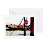 Stop (West Oakland) Greeting Cards (Pk of 10)