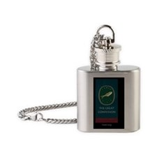 recmag_greatconfession_sr_logo_0824 Flask Necklace