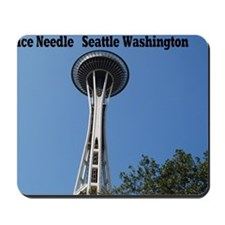 space needle Seattle Washington12x18 Mousepad