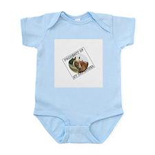 Property of my Haflinger Infant Bodysuit