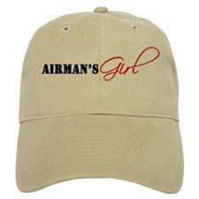 Airman's Girl Baseball Cap