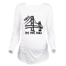 madeinthebay Long Sleeve Maternity T-Shirt