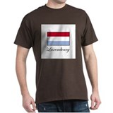 Luxemborg - Flag T-Shirt