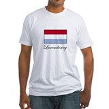 Luxemborg - Flag Shirt