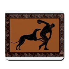 Cute Greek designs Mousepad