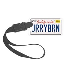 Jerry Brown-NonT Luggage Tag