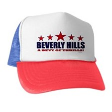 Beverly Hills A Bevy Of Thrills Trucker Hat