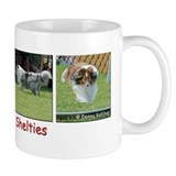 Sheltie Obedience Coffee Mug