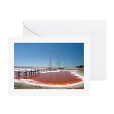Dumbarton Ponds Greeting Cards (Pk of 10)