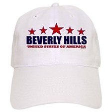 Beverly Hills U.S.A. Baseball Cap