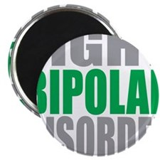 Fight-Bipolar-Disorder Magnet