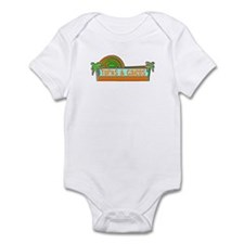Unique Turks and caicos Infant Bodysuit