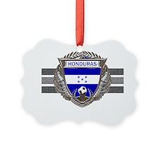 Honduras Soccer Shirt Ornament