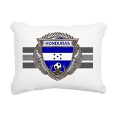Honduras Soccer Shirt Rectangular Canvas Pillow