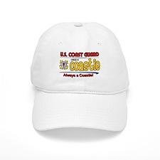 Post Coastie Baseball Cap