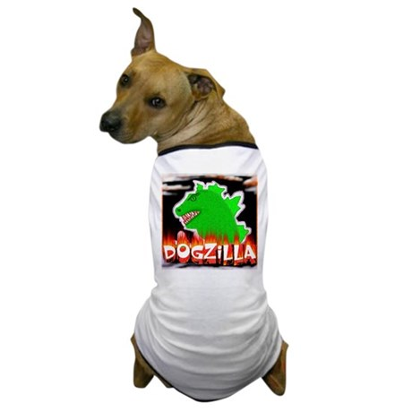 Cool-Dogzilla, Dog T-Shirt
