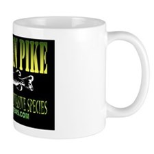 2-PIKE INVASIVE STICKER.gif Mug