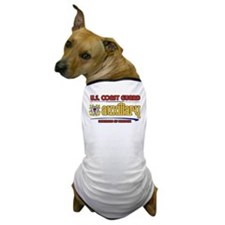 Cool Coastie Dog T-Shirt