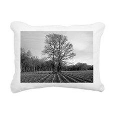DSC_0036BW Rectangular Canvas Pillow