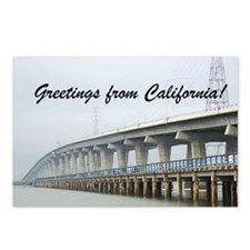Dumbarton Bridge Postcards (Package of 8)