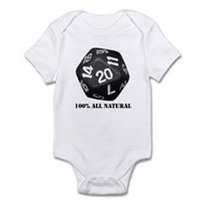 D20 Infant Bodysuit