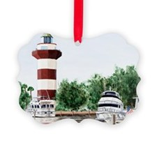 harbor town light long Ornament