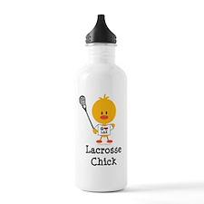 LacrosseChick Sports Water Bottle