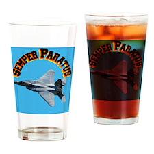 CP-JOURNAL f15 Semper Paratus Drinking Glass