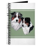 Australian Shepherd Twosome Journal