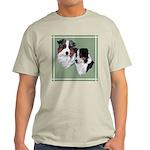 Australian Shepherd Twosome Ash Grey T-Shirt