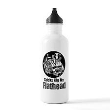 Chicks Flathead Water Bottle