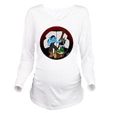 grottum-APPAREL Long Sleeve Maternity T-Shirt