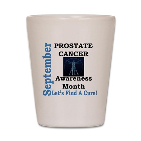 Sept Aware Month Shot Glass